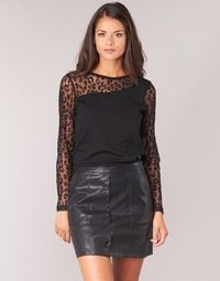 textil Mujer Tops / Blusas Moony Mood JOULETTE Negro