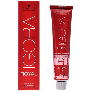 Belleza Tratamiento capilar Schwarzkopf Igora Royal  0-89 60  Ml 60 ml