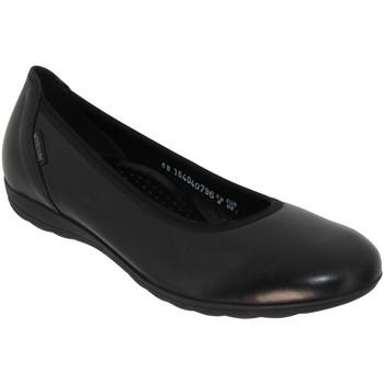 Zapatos Mujer Bailarinas-manoletinas Mephisto EMILIE Cuero negro