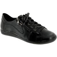 Zapatos Mujer Zapatillas bajas Mobils By Mephisto HAWAI Cuero negro