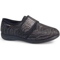 Zapatos Mujer Mocasín Calzamedi SEÑORA EXTRA S W GRIS