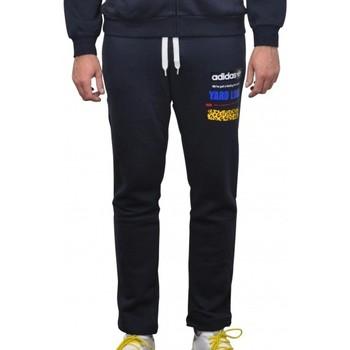 textil Hombre Pantalones de chándal adidas Originals Street Graphic Sweat Pants multicolor