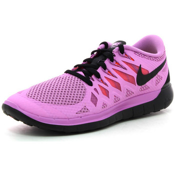 Zapatos Mujer Running / trail Nike Wmns Free 5.0 Negro