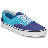 Zapatos Mujer Zapatillas bajas Vans ERA Azul