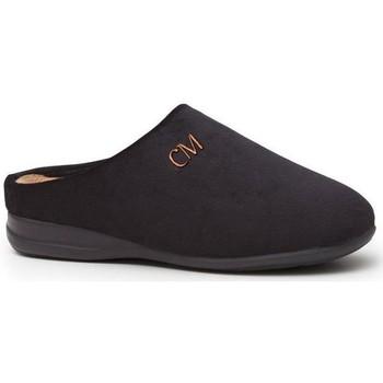 Zapatos Zuecos (Clogs) Calzamedi IR POR CASA NEGRO