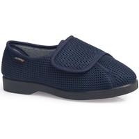 Zapatos Mujer Zapatillas bajas Calzamedi S  DOMESTICO AZUL