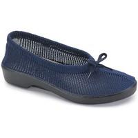 Zapatos Mujer Mocasín Calzamedi ORTOPEDICAS AZUL