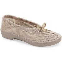 Zapatos Mujer Mocasín Calzamedi ORTOPEDICAS BEIGE