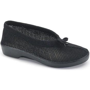 Zapatos Mujer Mocasín Calzamedi ORTOPEDICAS NEGRO