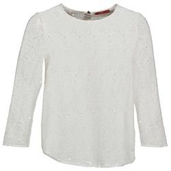 textil Mujer Camisetas manga larga Esprit VASTAN Blanco