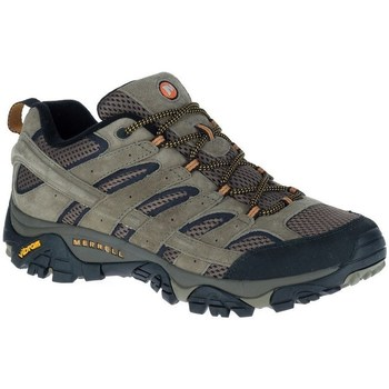 Zapatos Hombre Zapatillas bajas Merrell Moab 2 Ventilator Gris