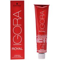 Belleza Tratamiento capilar Schwarzkopf Igora Royal 7-57  60 ml