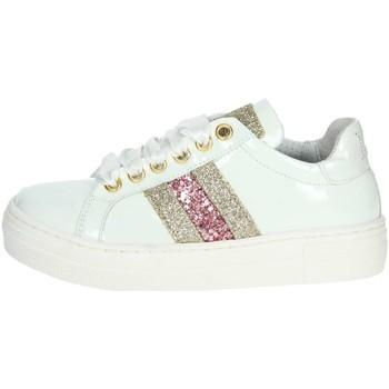 Zapatos Niños Zapatillas bajas Le Petit Bijou 6314 Blanco