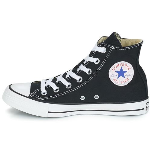 Últimos recortes de precios Converse CHUCK TAYLOR ALL STAR CORE HI Negro - Envío gratis con