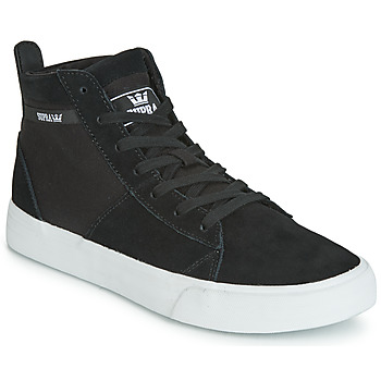 Zapatos Zapatillas altas Supra STACKS MID Negro