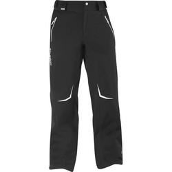 textil Hombre Pantalones Salomon S-LINE PANT M BLACK 120632 negro