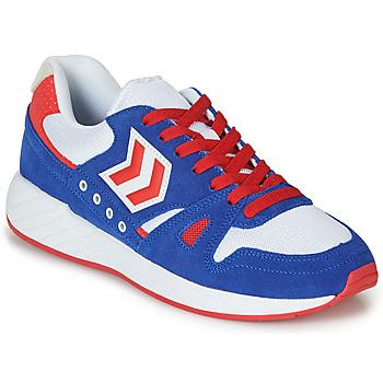 Zapatos Zapatillas bajas Hummel LEGEND MARATHONA Azul / Rojo / Blanco