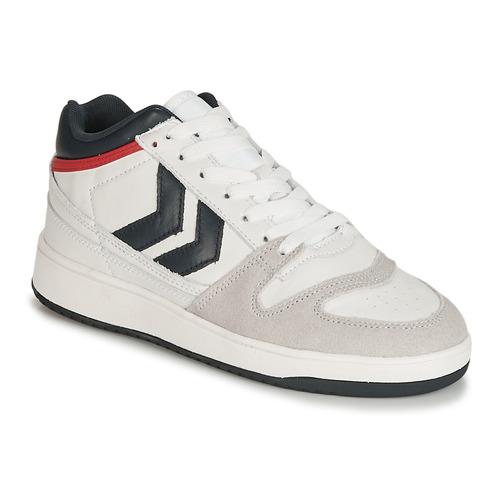 Zapatos Zapatillas bajas Hummel MINNEAPOLIS Blanco