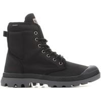 Zapatos Zapatillas altas Palladium Solid RNGR TP U 75564-008-M negro