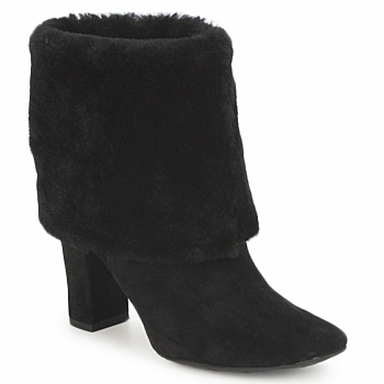 Zapatos Mujer Botines Rockport HELENA CUFFED BOOTIE Negro
