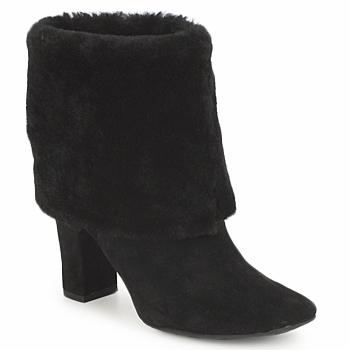Zapatos Mujer Botines Rockport HELENA CUFFED BOOTIE Negro