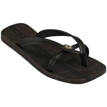 Zapatos Niños Chanclas Ipanema GB Ikatu Negros,Marrón