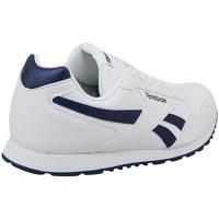 Zapatos Niños Zapatillas bajas Reebok Sport Royal Glide Blanco