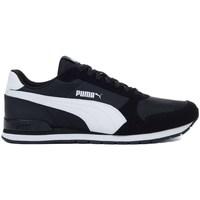 Zapatos Hombre Zapatillas bajas Puma ST Runner V2 NL Negros