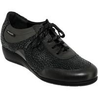 Zapatos Mujer Bailarinas-manoletinas Mobils By Mephisto JACINTE cuero gris