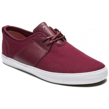 Zapatos Hombre Zapatos de skate Lakai albany port canvas Bordeau