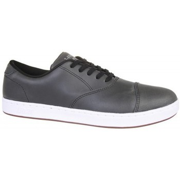 Zapatos Hombre Zapatos de skate Lakai mj echelon xlk black leather Noir