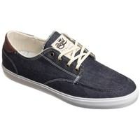 Zapatos Hombre Zapatos de skate Lakai belmont x royal midnight denim Bleu