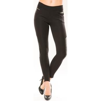 textil Mujer Leggings Comme Des Filles Comme Des Garçons Pantalon Clara's 9108 Noir Negro