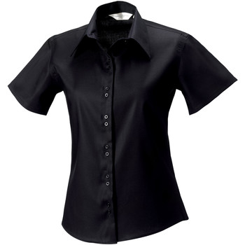 textil Mujer Camisas Russell 957F Negro