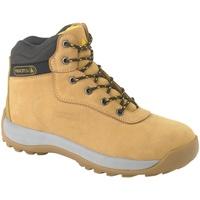 Zapatos Hombre zapatos de seguridad  Delta Plus DELTA-LH840SM Marrón tostado