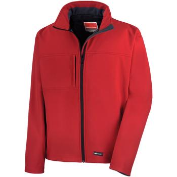 textil Hombre Cortaviento Result R121M Rojo