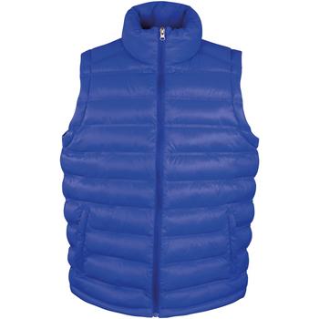 textil Hombre Plumas Result R193M Azul