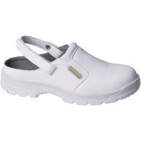 Zapatos Zuecos (Clogs) Delta Plus MAUBEC Blanco