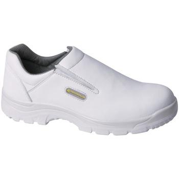 Zapatos sector sanitario  Delta Plus Safety Blanco