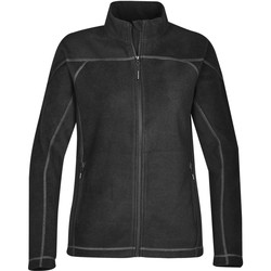 textil Mujer Polaire Stormtech Reactor Negro
