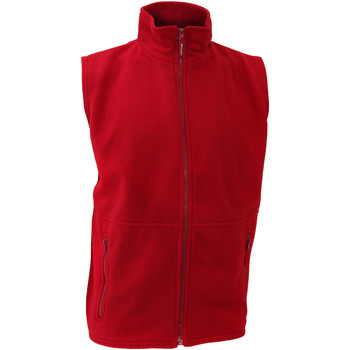 textil Hombre Chaquetas de punto Result R37X Rojo
