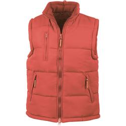textil Hombre Plumas Result R88X Rojo