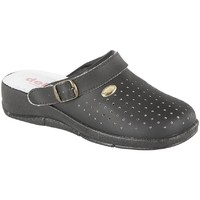 Zapatos Mujer Zuecos (Clogs) Dek Swivel Negro