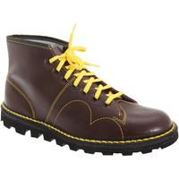 Zapatos Hombre Botas de caña baja Grafters  Vino