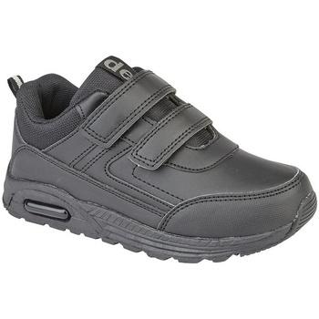 Zapatos Niño Zapatillas bajas Dek Felix Negro