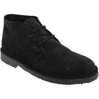 Zapatos Botas de caña baja Roamers  Negro