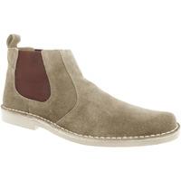 Zapatos Hombre Botas de caña baja Roamers  Topo