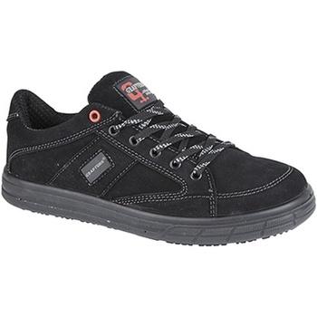 Zapatos Hombre Zapatillas bajas Grafters  Negro