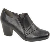 Zapatos Mujer Low boots Boulevard  Negro