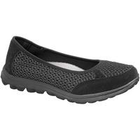 Zapatos Mujer Slip on Boulevard  Negro